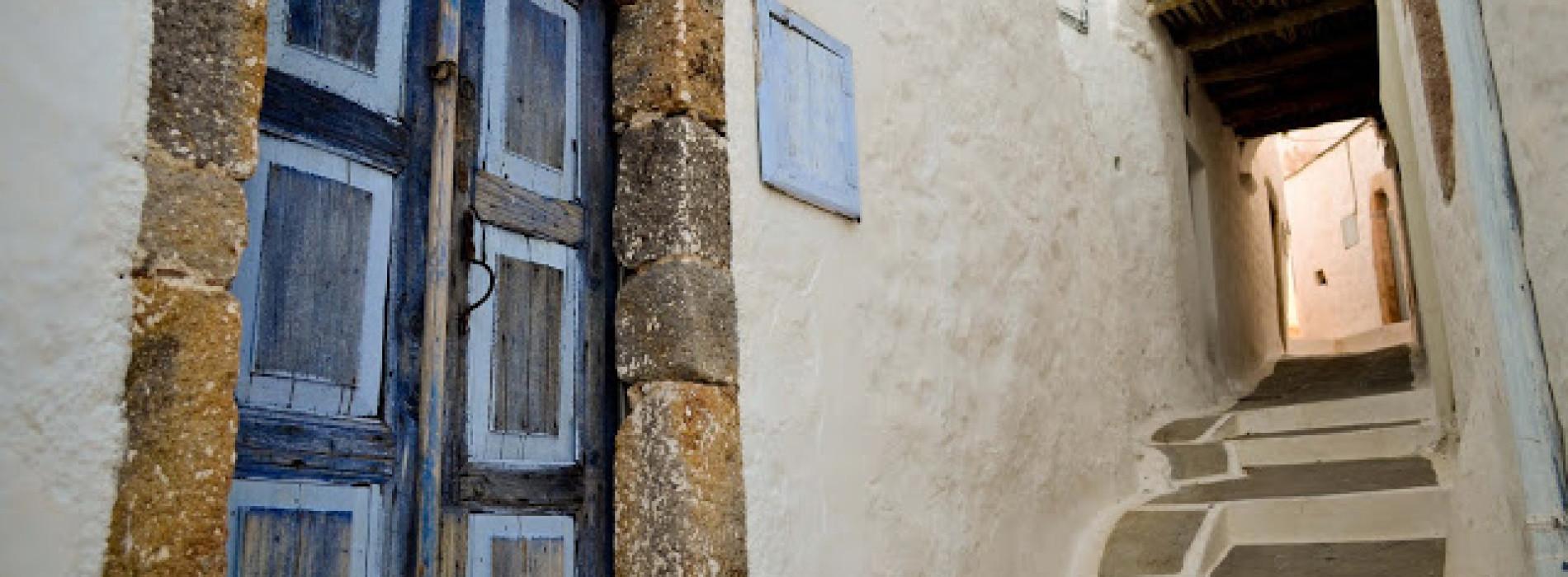 Patmos Mimarlığı
