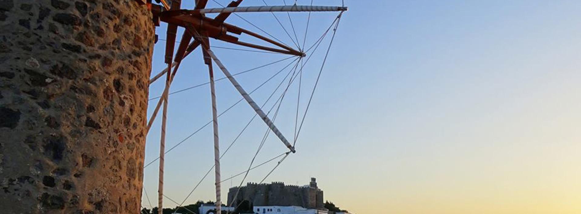Patmos'un Değirmenleri