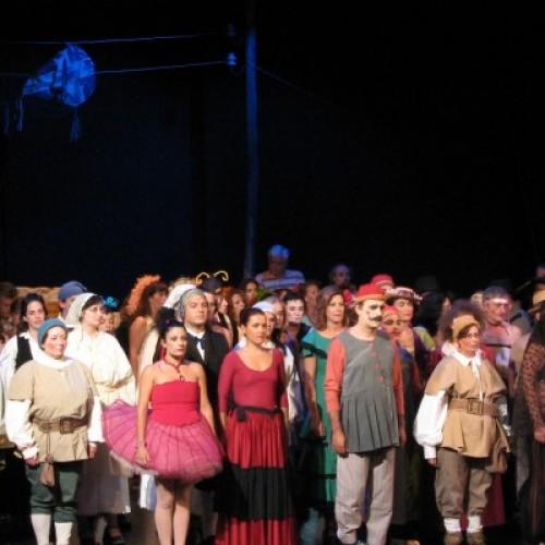 Ραντεβού στην Πάτμο δίνουν οι αιγαιοπελαγίτες ερασιτέχνες του Θεάτρου.